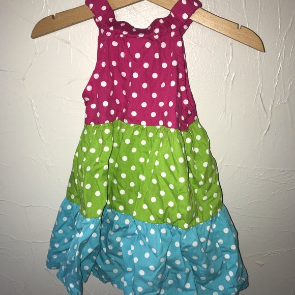 Gymboree Tiered Dress 6-12M